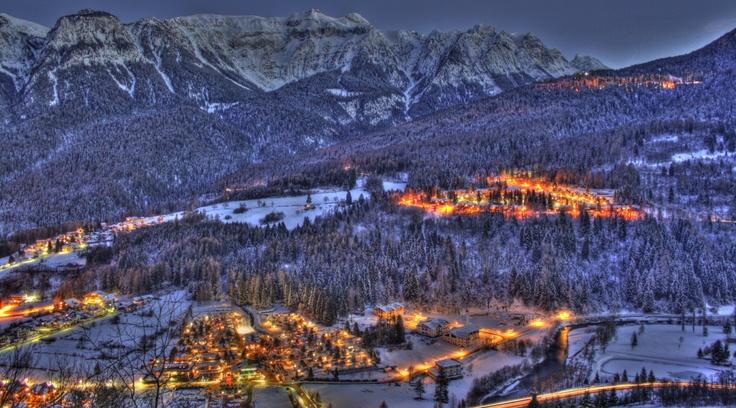 The Dolomiti Camping Village & Wellness Resort in Trentino Südtirol - Italy