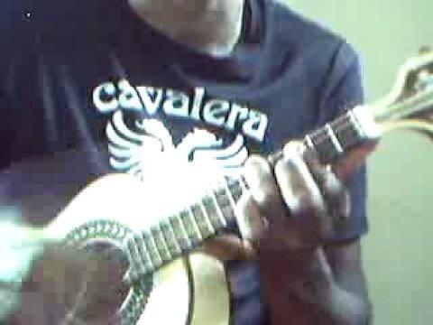 Video aula de cavaquinho com o Renan do Cavaco - Batidas