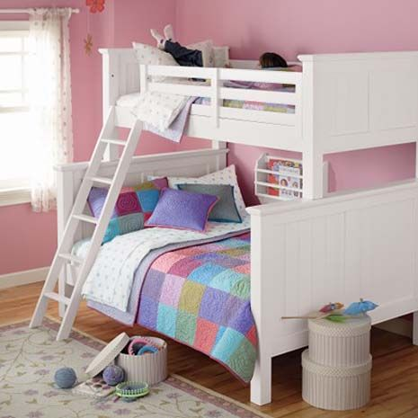 Girls Loft Beds For Teens Kids Room D 233 Cor With New