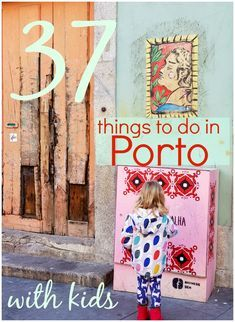 37 things to do in Porto with kids - my tips on family-friendly things to do in Porto, Portugal, as well as the best things to do in Porto in the rain. From tours to attractions, the best places to get ice cream and ideas for souvenirs. #portowithkids #visitporto #familyporto #mummytravels