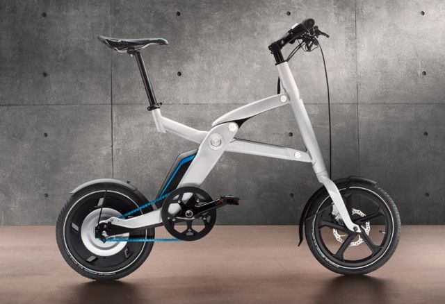 bicicleta eletrica bmw