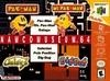 Namco Museum 64 n64 cheats