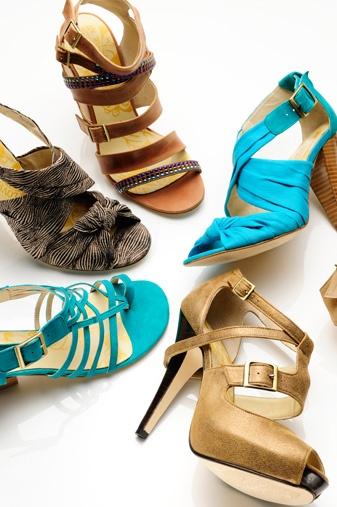 Love Art Wear Art. new British shoe design label