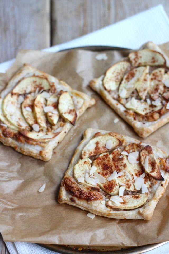 Snelle appeltaartjes met spijs (via Bloglovin.com )