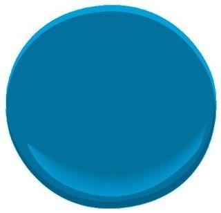 laguna blue 2059-30, Benjamin Moore