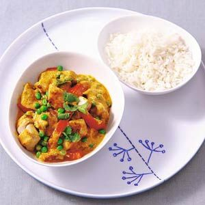 Recept - Thaise curry met kip - Allerhande