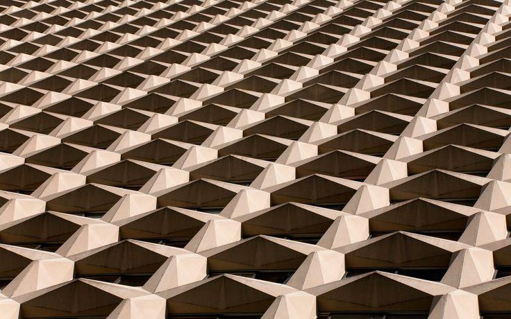 #paris #beaugrenelle #architecturalpattern #architecture #pattern #photo #photography #windows #buildings #facade