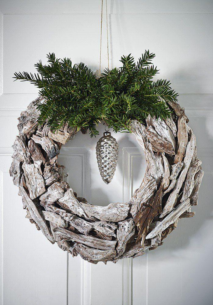 Advent wreth from bobedre.dk