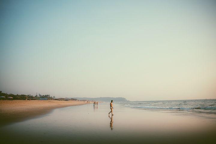 Candolim,  Calangute Beach | GOA, INDIA