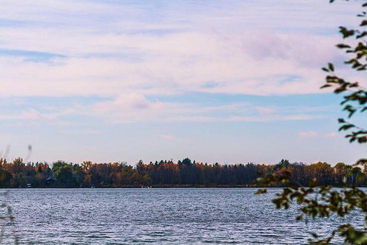 Olga Olay Photograph - Fall Horizon by Olga Olay