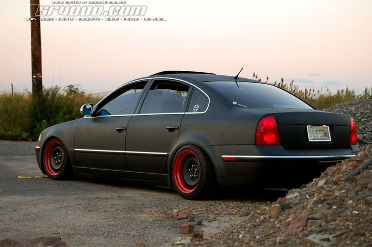 Passat B5 Tuning Pictures To Pin On Pinterest