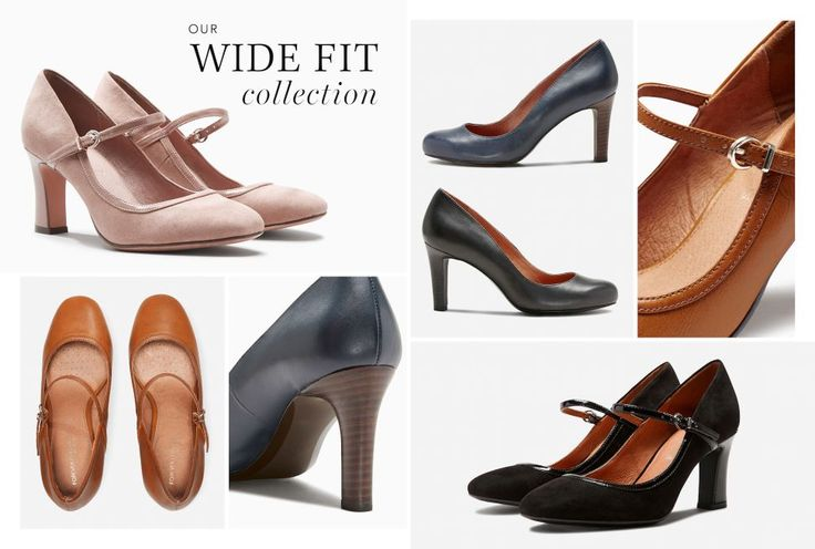 Wide Fit Shoes & Boots | The Shoe Collection | Womens Clothing | Next Official Site - Page 2