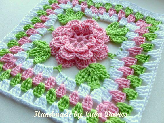 Patrón de instantánea descargar Crochet PDF por LubaDaviesAtelier