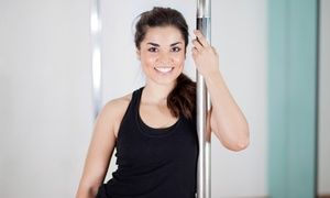 Groupon - 3 or 10 Beginning Pole Fitness Classes at Unleashed Women's Fitness Studio (Up to 85% Off) in UNLEASHED Women's Fitness Studio. Groupon deal price: $15