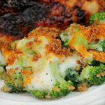 ... about Broccoli Gratin on Pinterest | Gratin, Cauliflowers and Parmesan