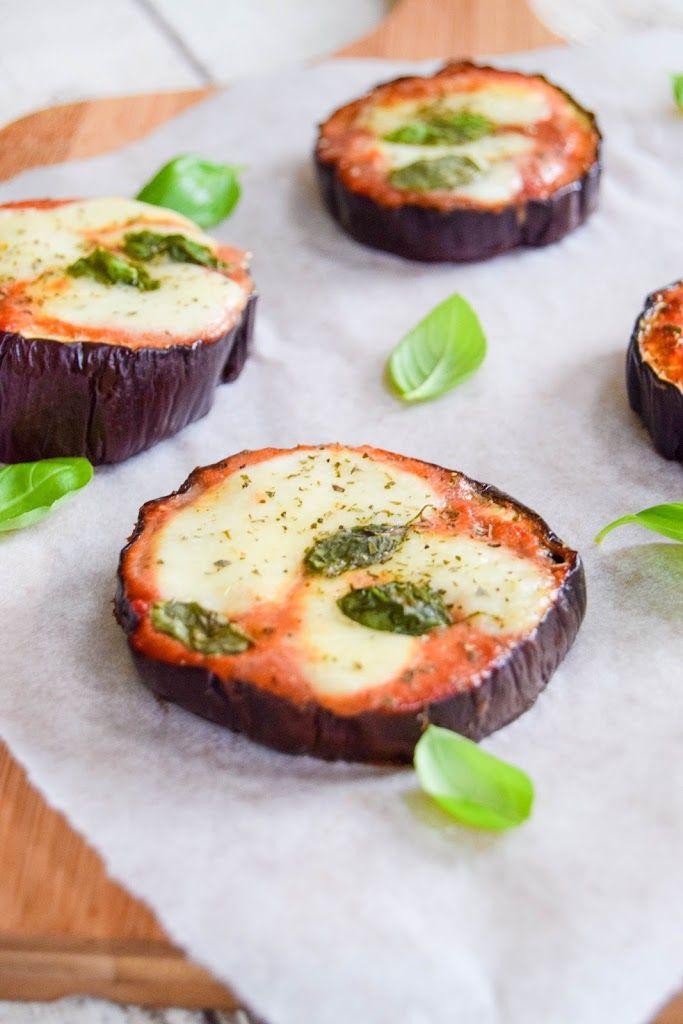 Low Carb Aubergine (Eggplant) Pizza Recipe on Yummly. @yummly #recipe