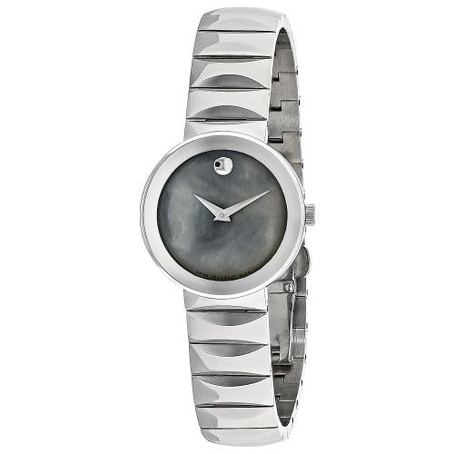 Movado Watches Women's Classic Watch, Mother Of Pearl
