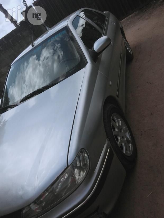 Peugeot 406 2004 for sale in Central Business District | Buy Cars from Temidayo on Jiji.ng