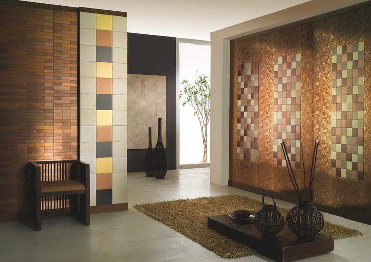 unique wall covering – home design inspiration