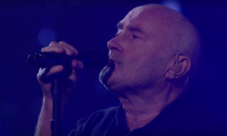 Lorde covers Phil Collins' 'In The Air Tonight' and we're not qualified to hear it