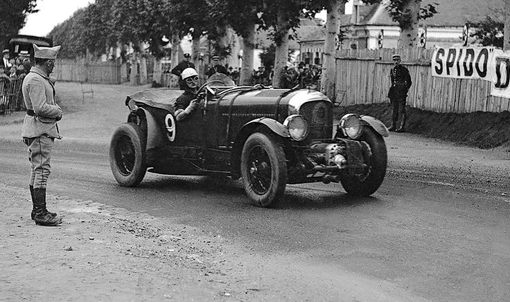 Bentley 4.5  The supercharged privateer Bentley entries from Dorothy Paget for the 1930 Le Mans are remembered fondly despite their ultimate failure. The efforts of Tim Birkin were key in breaking the challenge of Le Mans newcomer Mercedes and although both 'Blower' Bentleys retired, the way was left clear for the works Speed Sixes