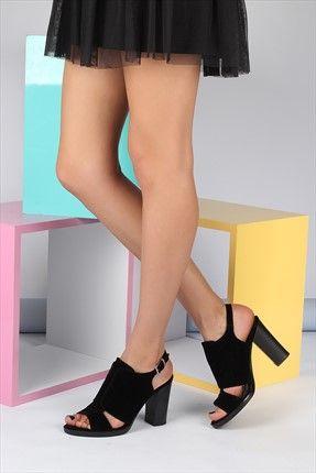 Soho Siyah Süet Kadın Topuklu Ayakkabı || Siyah Süet Kadın Topuklu Ayakkabı SOHO Kadın                        http://www.1001stil.com/urun/4314195/soho-siyah-suet-kadin-topuklu-ayakkabi.html?utm_campaign=Trendyol&utm_source=pinterest