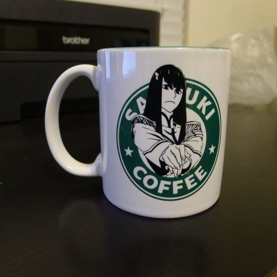DISCOUNT: Satsuki Mug (Flawed Print Discount Mug Read Description)