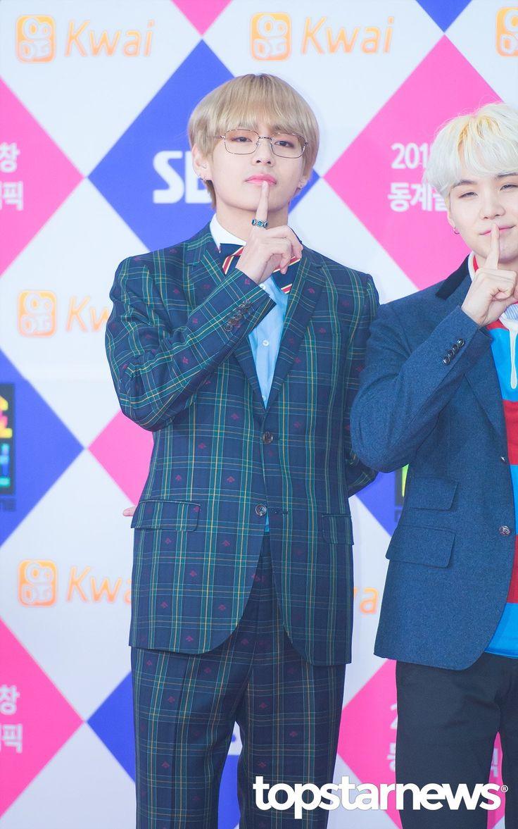 #V ~❤️✨ // 171225 BTS @ 2017 SBS Gayo Daejeon ★彡