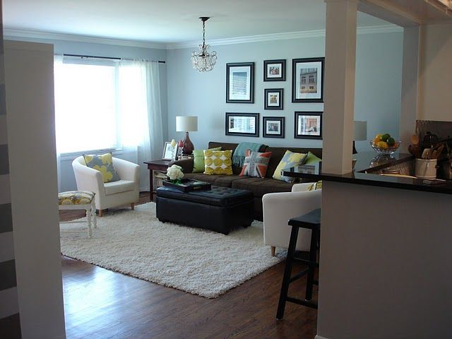 Cool Colors For Rooms 85 best brown furniture / living room images on pinterest | living