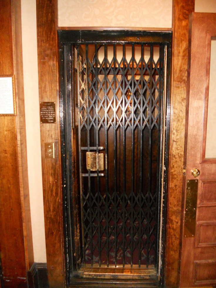 Day 213 Otis Gate Our Otis Elevator Is Installed With