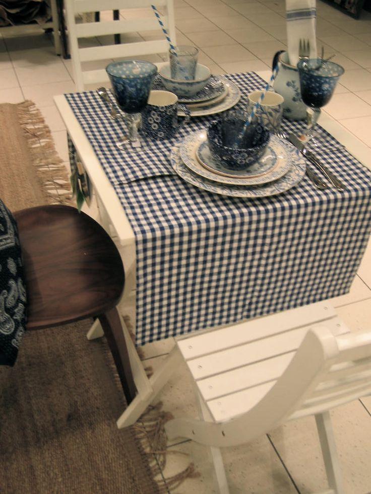 Table setting @ Sissy - Boy Homeland, Netherlands