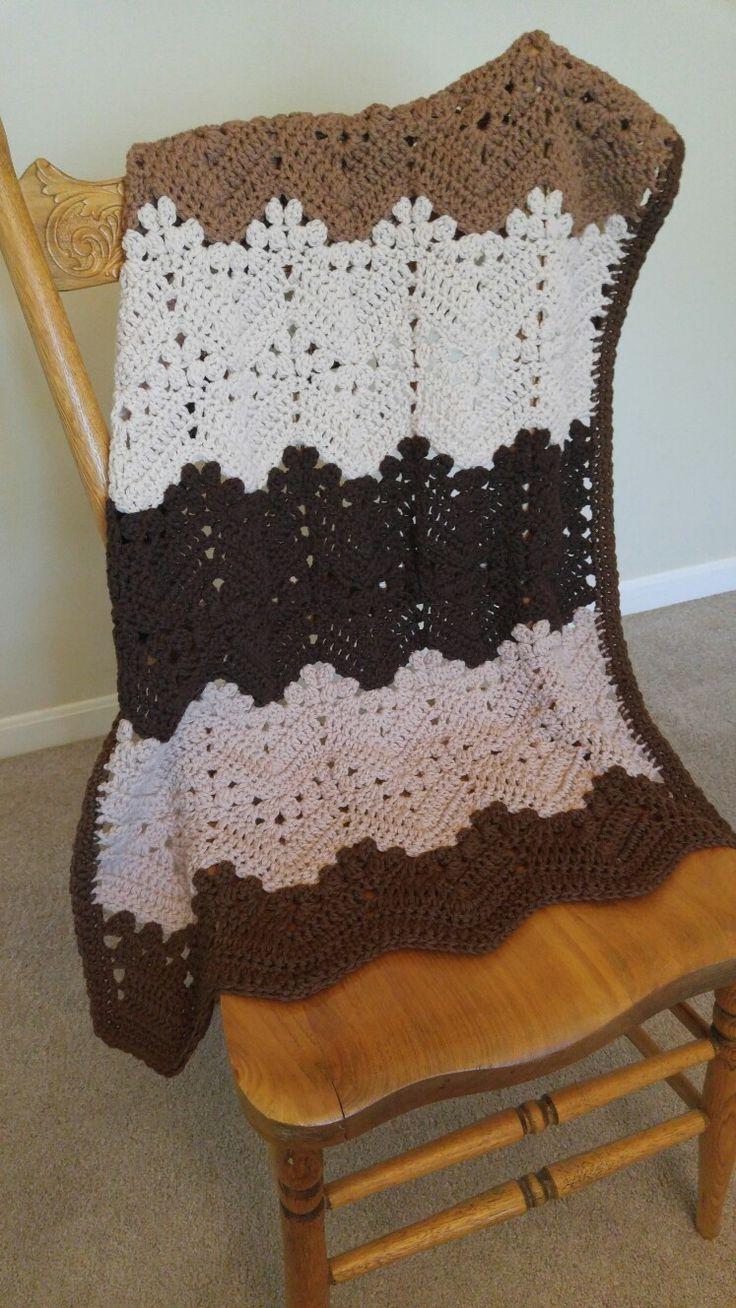 40 Best Crochet Wheelchair Blanket Images On Pinterest