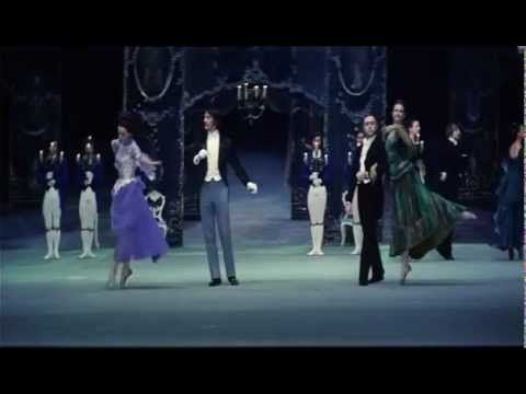 Very unusual and interesting: Anna Karenina ballet, Bolshoi 1974. choreographed by Maya Plisetskaya to music by Rodion Shchedrin. Co-starring Alexander Godunov as Vronsky