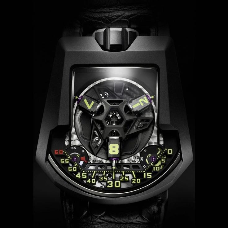 URWERK UR-203 Automatic Watch