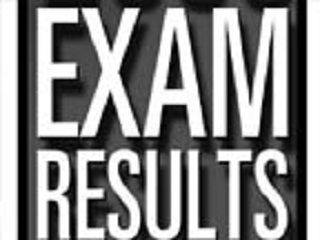 Find Results of various of Indian Exams, like Board Result, CBSE Result, University Result, SSC Result and All India Result are available here.