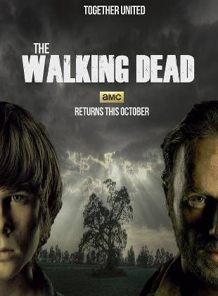 The Walking Dead (2010– ) - (AMC) Sunday, Oct. 11. 2015  at 9 p.m. - Sheriff Deputy Rick Grimes leads a group of survivors in a world overrun by zombies. -   Creator: Frank Darabont -  Stars: Andrew Lincoln, Jon Bernthal, Sarah Wayne Callies - DRAMA / HORROR