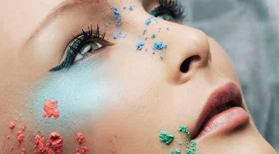 Inika mineral make-up