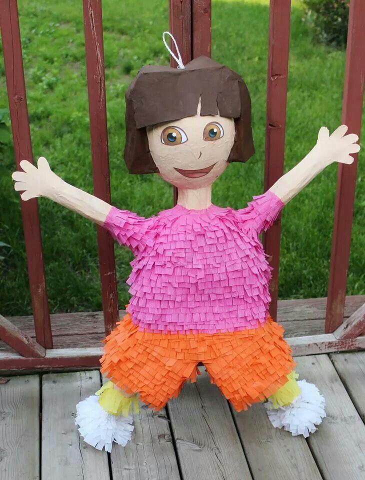 Dora the explorer piñata