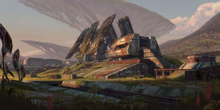A Postcard From Destiny'sFelwinter Peak