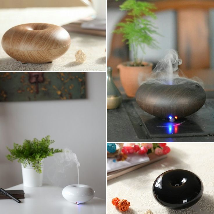 - Virtually Silent - You Won't Hear a Thing - Super Safe - Doesn't Generate Heat - Multifunctional - Diffuser, Air Purifier, and Humidifier - Health & Happiness - Simply Enjoy - Capacity: 140ML - Size