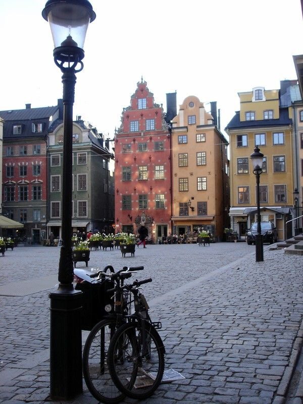 Discover how bike friendly #Stockholm is during one of our bike tours! #bajabikes