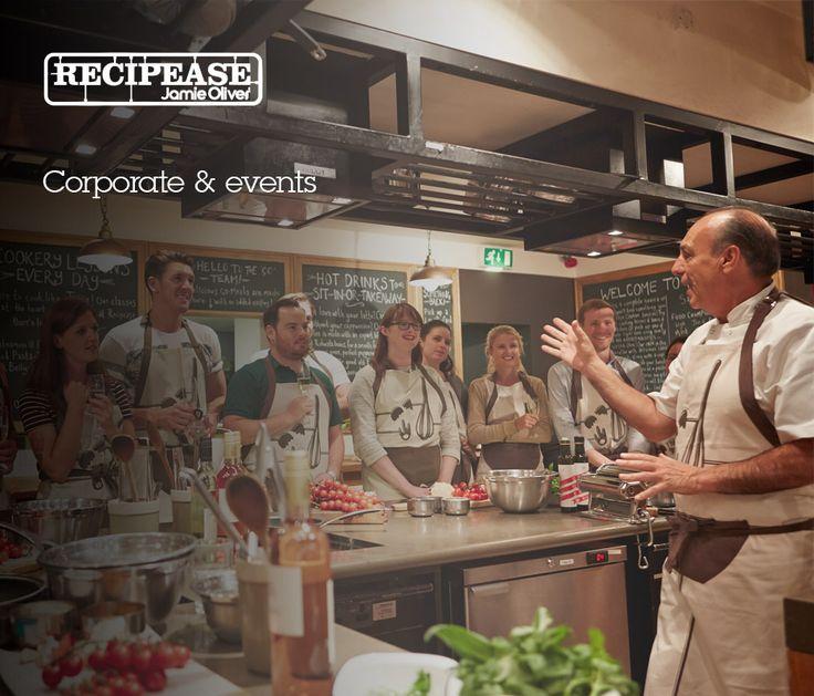 Jamie Oliver Recipease #nottinghillgate #cookingleasons