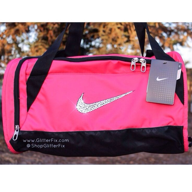 Buy hot pink gym bag   OFF69% Discounted e72169ed6