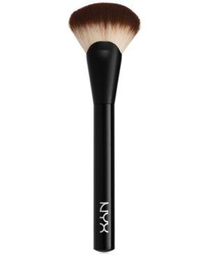 Nyx Professional Makeup Pro Fan Brush - Open