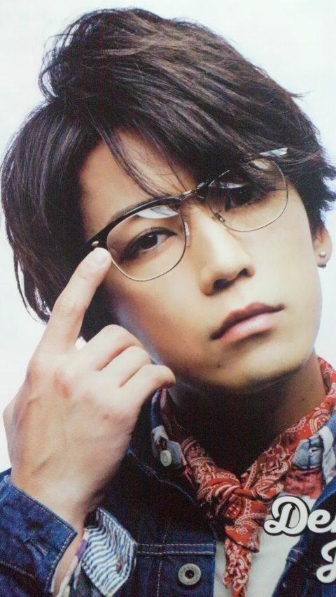 Kamenashi Kazya / GLASSES!!