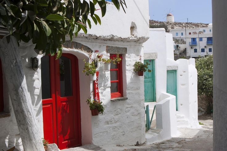The beautiful alleys of Hora; Amorgos, Cyclades. by Max  Cremascoli on 500px