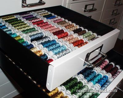 Now if I just had the money to buy the threads let alone the storage for them