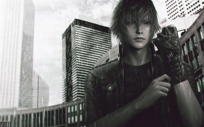 Noctis Lucis Caelum, characters, Nokuto, Final Fantasy XV