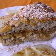 Fotografie receptu: Pohankový nákyp s jablky