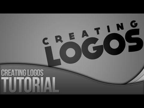 Photoshop Tutorial: Creating Logos - Part 1@krayzid0rk